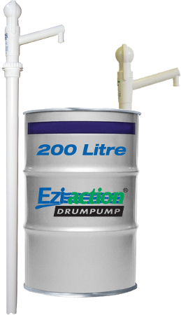 200 Litre Drum Pump